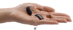 In the Ear and Behind the Ear Hearing Aids